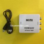 Harga Konverter HDMI to RCA berkualitas