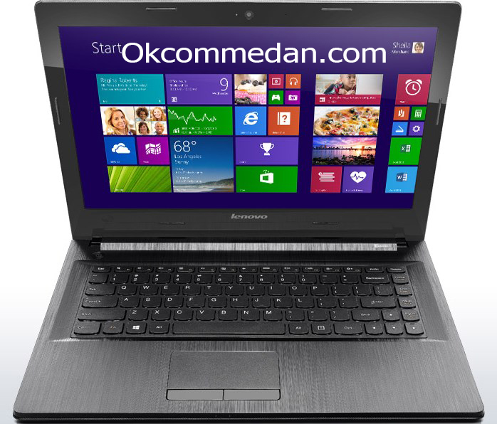 Harga Notebook Lenovo G40-80 Intel Core i3 vga
