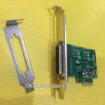 Jual Pci Express 1 Port Parallel printer card berkualitas