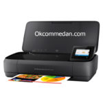 Printer Mobile HP Officejet 250 bergaransi