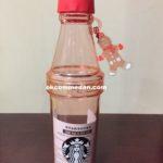 Starbucks tumbler sunny bottle ginger charm