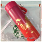 Starbucks Tumbler Termos Strap Rooster edition