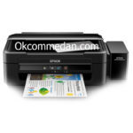 Jual Printer Epson L380 multifungsi