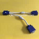 Jual Kabel Vga Splitter 2 port berkualitas