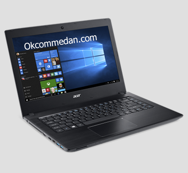 Acer E5 475g Laptop intel core i7 vga