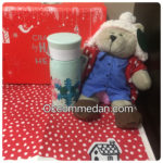 Starbucks tumbler termos christmas edition
