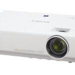 Projector Sony VPL EX255 xga 3300 ansi
