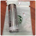 Starbucks tumbler ss troy santa