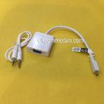 Kabel Konverter Micro HDMI ke VGA berkualitas