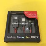 Kabel Konverter Micro USB Ke HDMI berkualitas