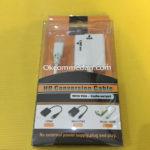 Harga Kabel Konverter Mini HDMI ke Vga