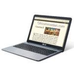 ASus X441uv Laptop Intel core i3 vga