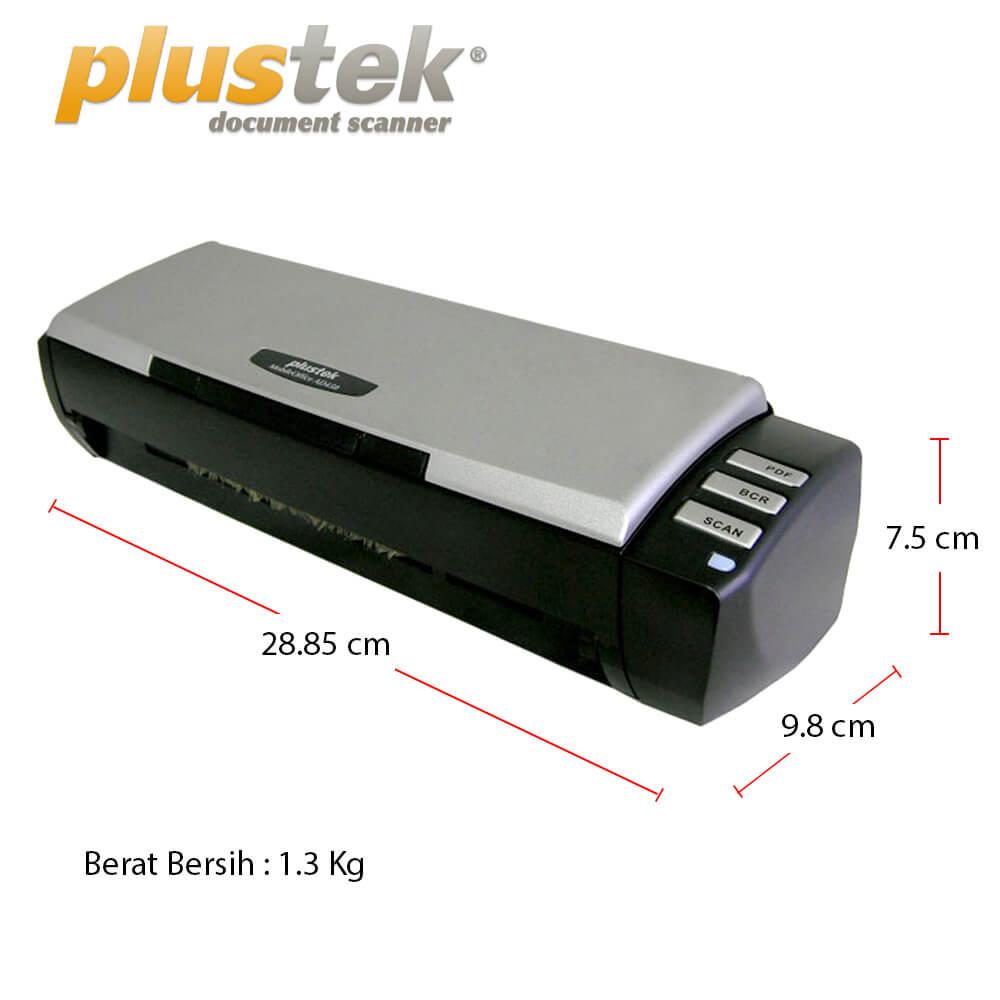 Jual Plustek Scanner mobile office AD470