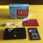 Mifi Huawei E5673 paket dengan kartu telkomsel 14gb