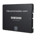 Samsung SSD 850 Evo 500 Gb bergaransi