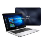 Notebook Asus A556uq intel core i5 vga