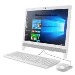 Jual Lenovo AIO 310 PC All in one  intel celeron win10 asli