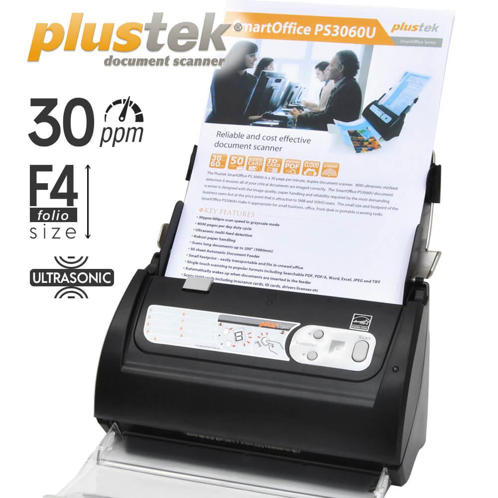 Plustek SmartOffice PS3060U