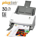Scanner Plustek Smart Office  Ps 396