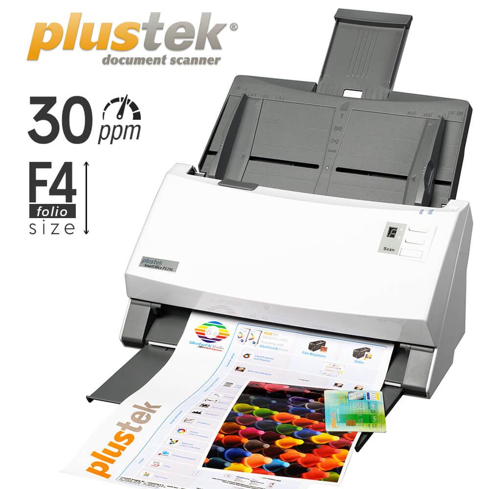 Plustek Smartoffice PS396 bergaransi