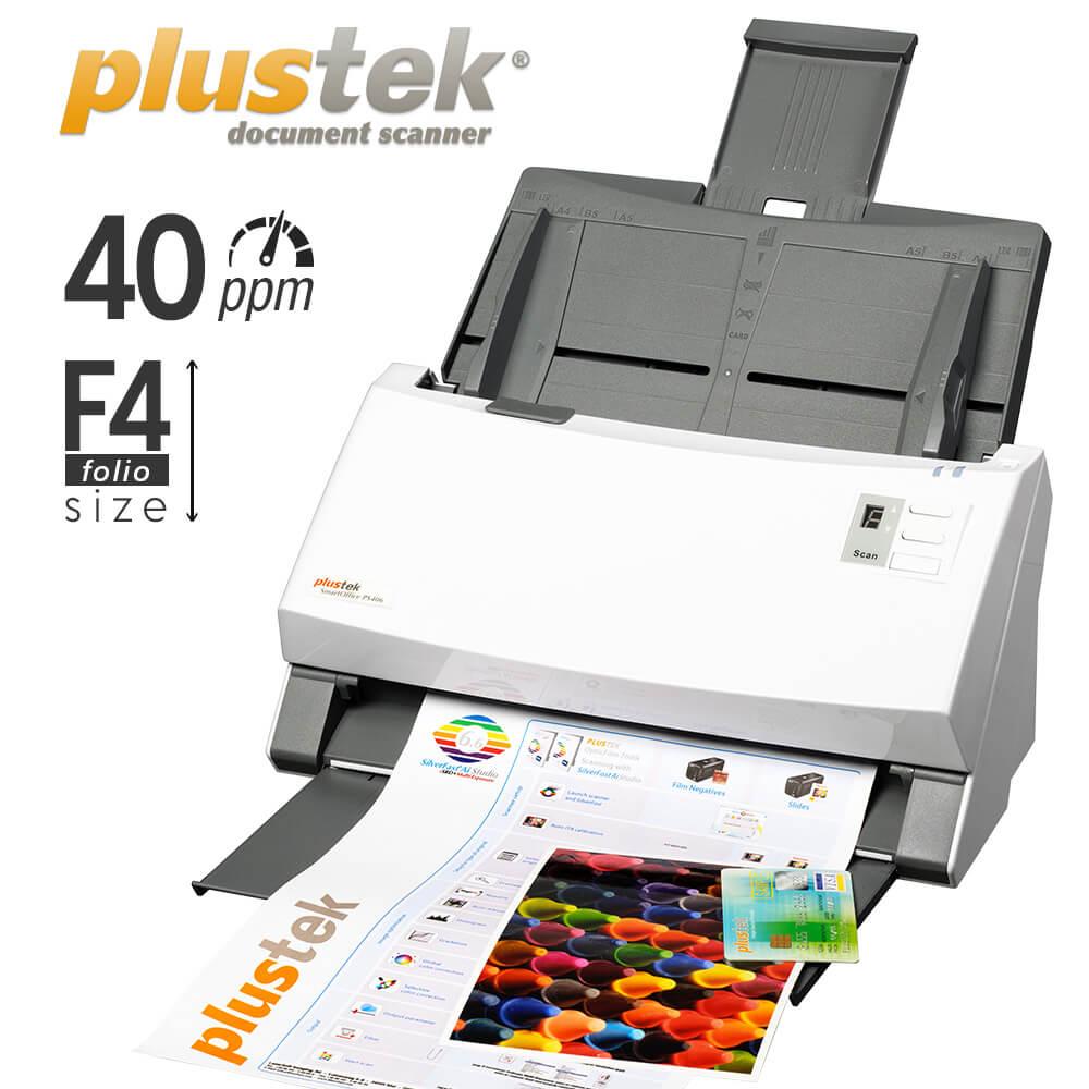 Scanner Plustek ADF SmartOffice PS406