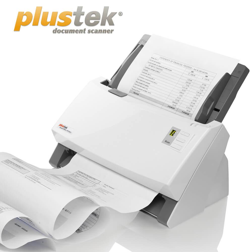 Jual Scanner Plustek ADF SmartOffice PS406