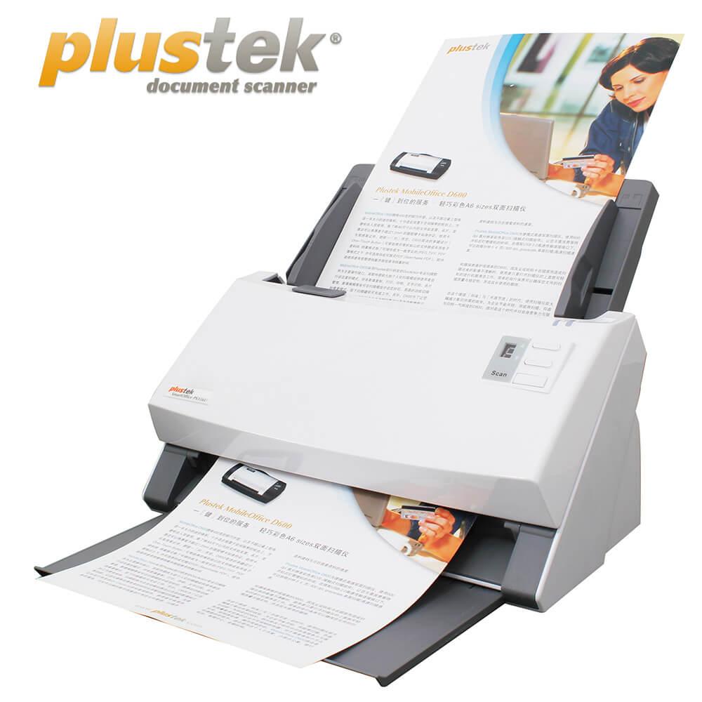 Harga Scanner Plustek ADF SmartOffice PS406