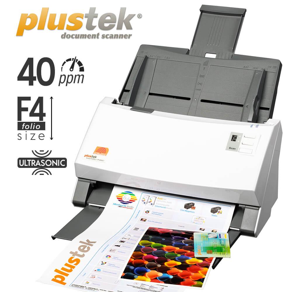 Scanner Plustek ADF SmartOffice PS406U