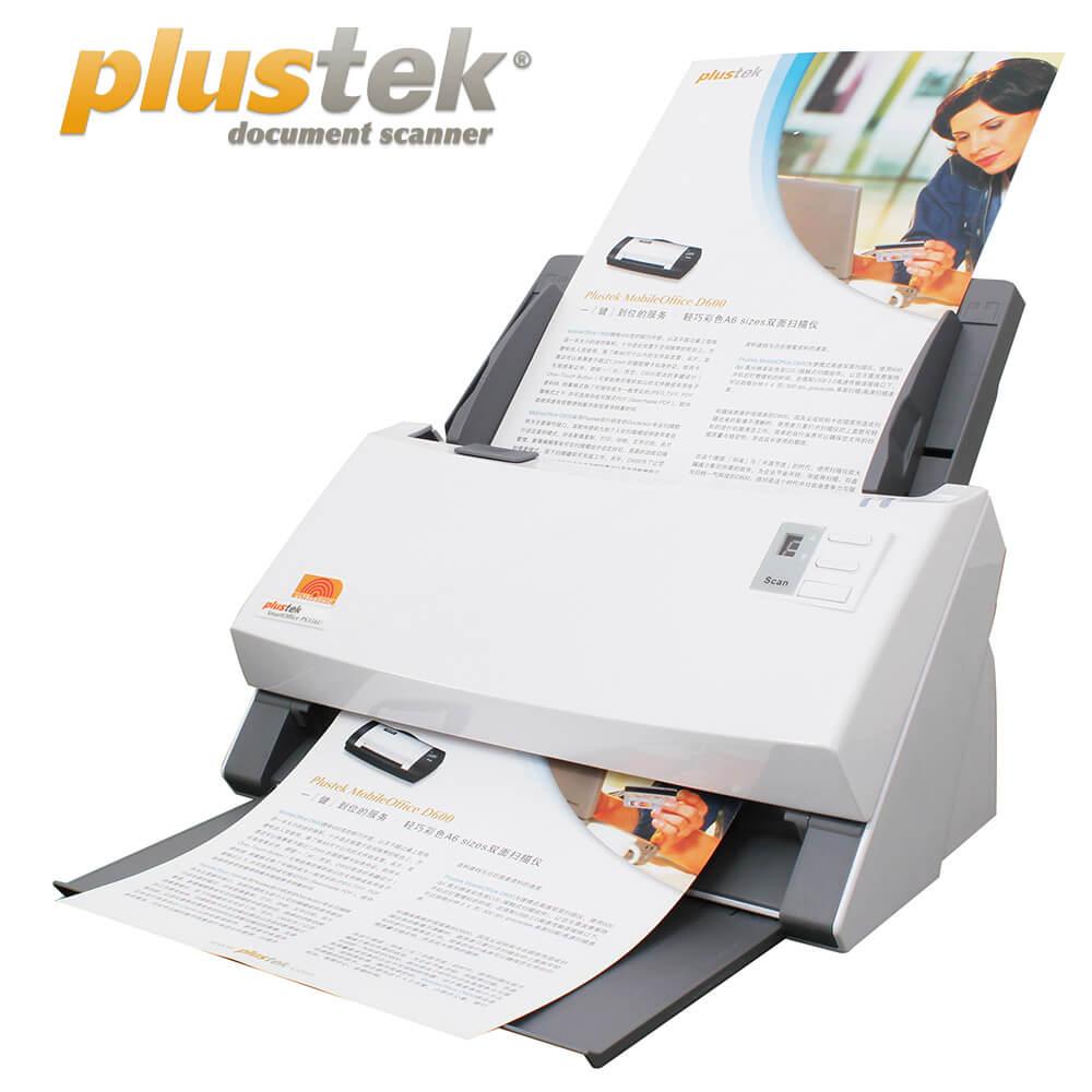 Harga Scanner Plustek ADF SmartOffice PS406U