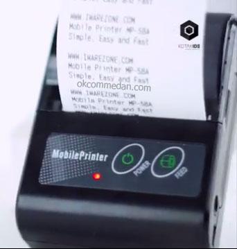 Printer Kasir Bluetooth Iware Mp-58a