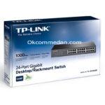Tplink Switch 24 port TL-sg1024d gigabit