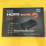 Jual HDMI Splitter 8 port