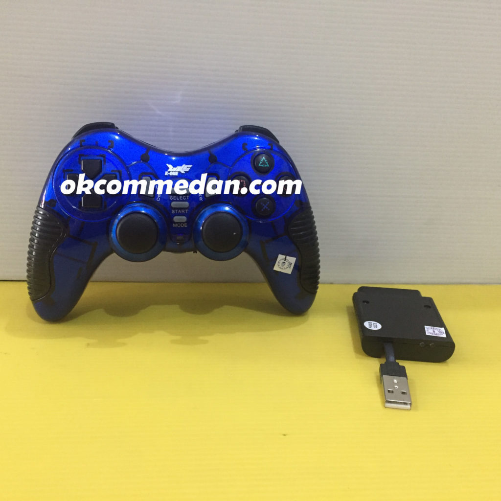 K-one Gamepad Wireless berkualitas
