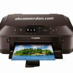 Canon Pixma MG 5570 Printer 5 ink tank