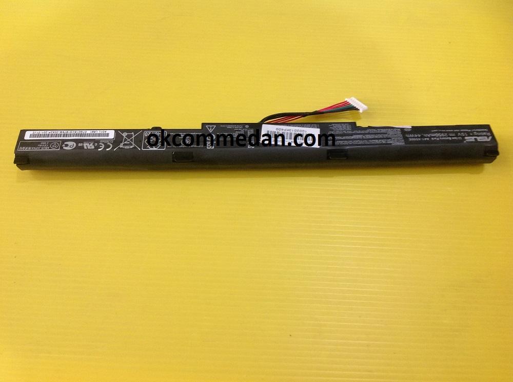 Harga Baterai baru Laptop Asus X550z