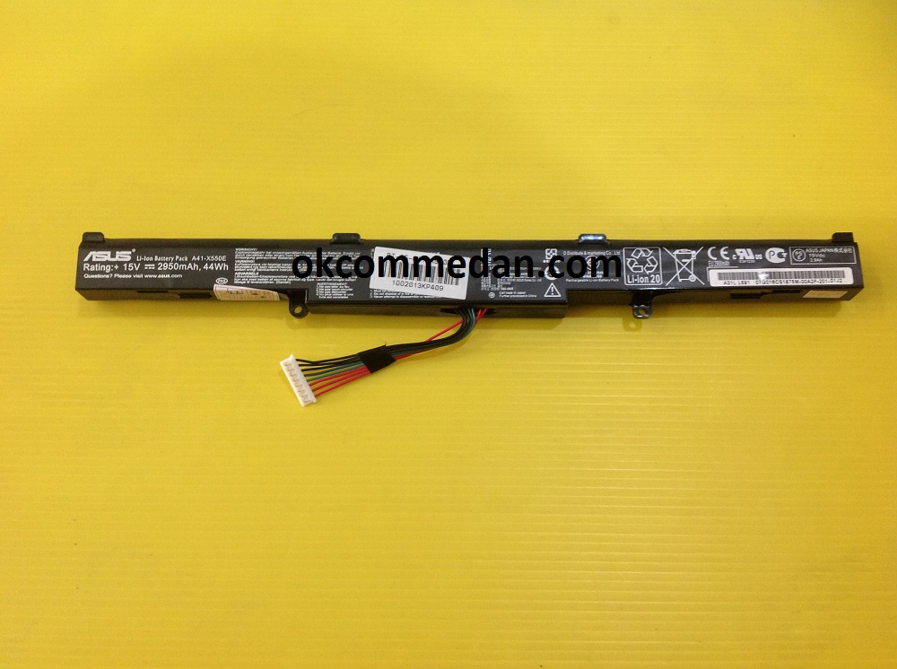 Baterai baru Laptop Asus X550z