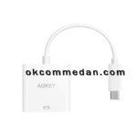 Aukey CB-C40 Konverter USB Tipe C ke HDMI