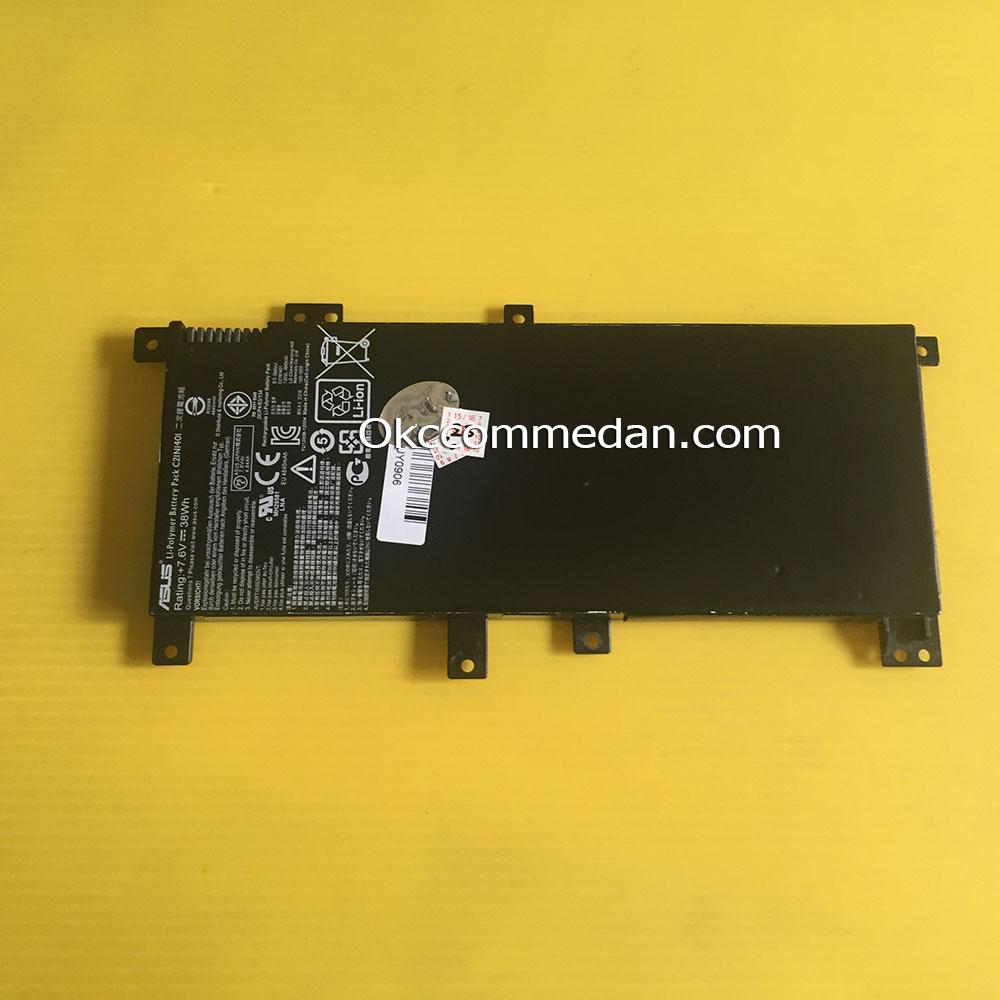 Baterai Laptop Asus X455L