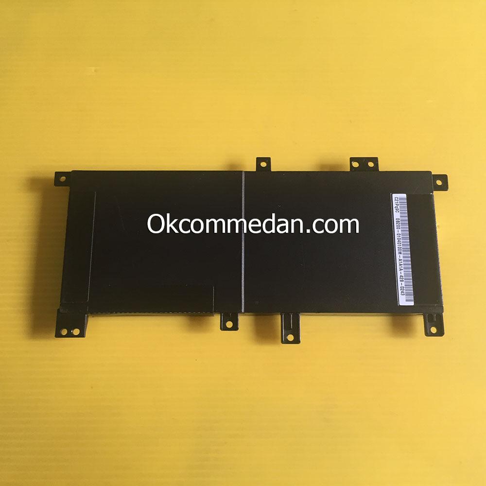 Baterai baru untuk Laptop Asus X455L