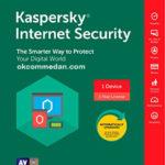 Kaspersky Internet Security 2018 1 user murah