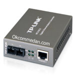 Tplink MC210Cs Gigabit Ethernet MEdia Converter