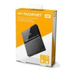 External Harddisk WD 2 Tera my Passport