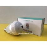 Ip Camera Kamera pengintai berbentuk bola lampu 3 mp