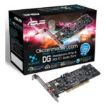 Asus Xonar DG Sound card PCI