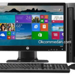 PC Desktop HP Slimline 270 p016L intel core i5