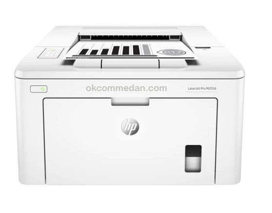 printer hp laserjet m203d