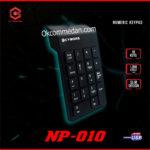 Jual Keyboard Numerik Cyborg NP-010