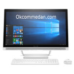 HP24 R011d PC All in one intel core i7