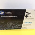 Toner asli  HP 26a ( CF226a )