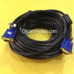 Jual Kabel VGA 20 meter Gold merek NYK